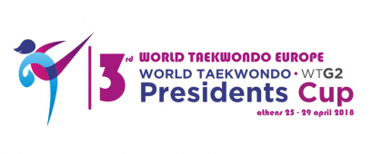 Ρεκόρ συμμετοχών στο 3rd World Taekwondo President's Cup - European Region