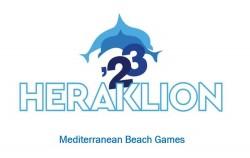 Στο Ηράκλειο οι 3οι Μεσογειακοί Παράκτιοι Αγώνες του 2023