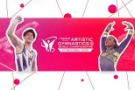 «Ζωντανά» το παγκόσμιο πρωτάθλημα ενόργανης