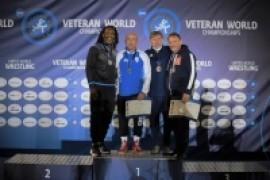 «Ολόχρυσος» Μπεντινίδης στο Παγκόσμιο πρωτάθλημα